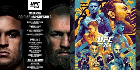 ONLINE-StrEams@!.UFC 264 Fight Card LIVE ON 2021 tickets