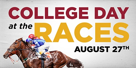 2021 College Day at The Races tickets