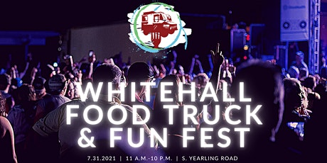2021 Whitehall Food Truck and Fun Fest - VIP Table Ticket Sales tickets
