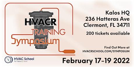 3rd Annual HVACR Training Symposium tickets