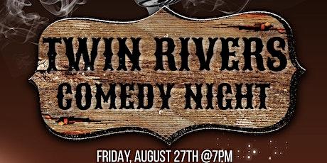 Erik Power & The Fun Junkies present Comedy Night at Twin Rivers tickets