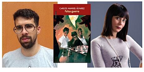Una noche con Carlos Manuel Álvarez en conversación con Wendy Guerra tickets