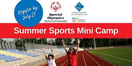 Summer Sports  Mini Camp tickets