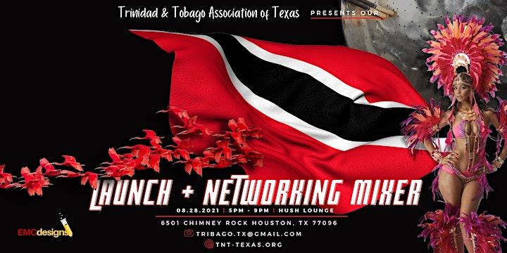 TNT Association Launch &  Networking Mixer image