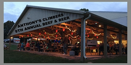 Anthony's Climbers 9th Annual Beef & Beer tickets