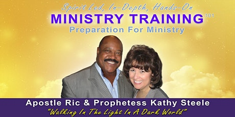 Ministry Training - The Seven Pillars tickets