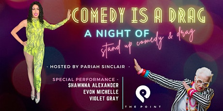 Comedy is a Drag tickets