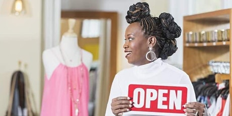 Minding Our Business: Black Woman -Owned Marketplace tickets