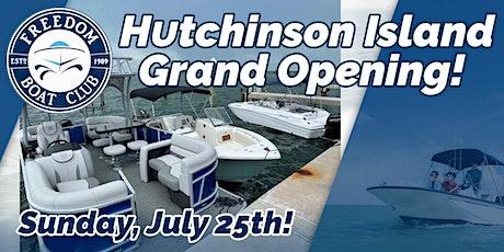 Hutchinson Island Freedom Boat Club Grand Opening! tickets