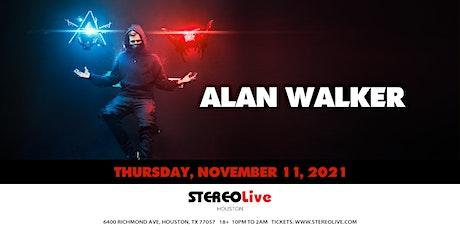 Alan Walker - Stereo Live Houston tickets