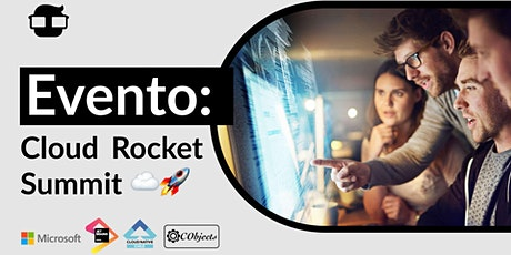 Cloud Rocket Summit tickets
