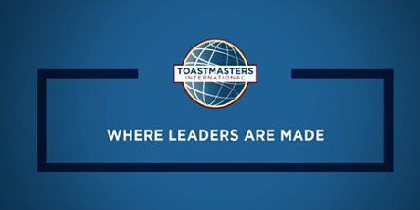 West Pines Toastmasters - Public Speaking and Leadership tickets