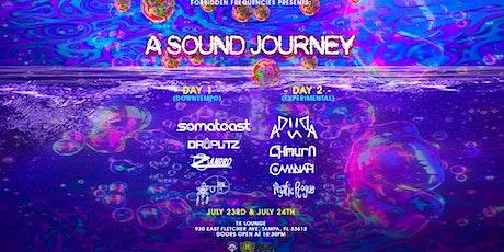 A Sound Journey tickets