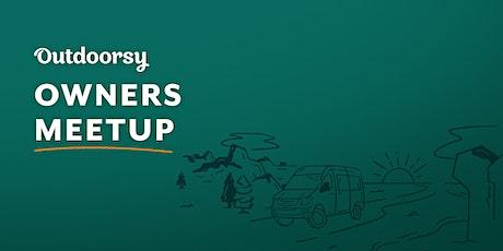 Outdoorsy Owner Meetup- Salt Lake City, UT tickets