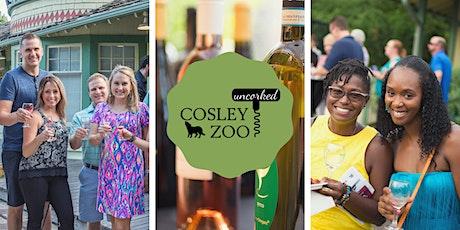 Cosley Zoo Uncorked Wine Tasting 2021 tickets