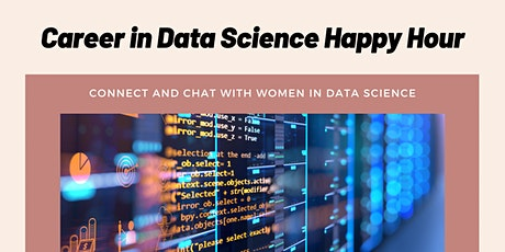Career in Data Science Happy Hour tickets