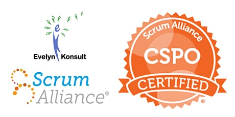 Virtual Online Certified Scrum Product Owner (CSPO) tickets