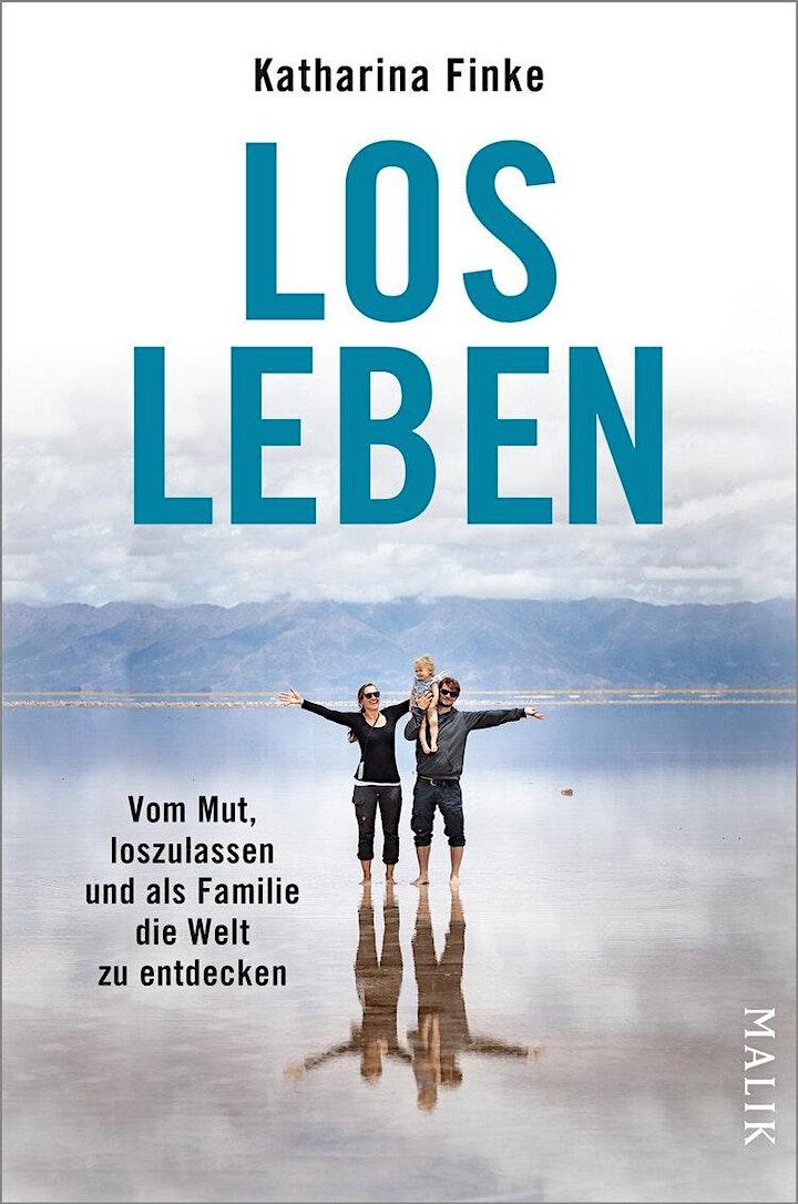 "BUCH PREMIERE ""LOSLEBEN"" --- BOOK LAUNCH ""LETTING LIVE"" image"