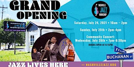 Stevie Wonder Tribute: Free Community Concert tickets