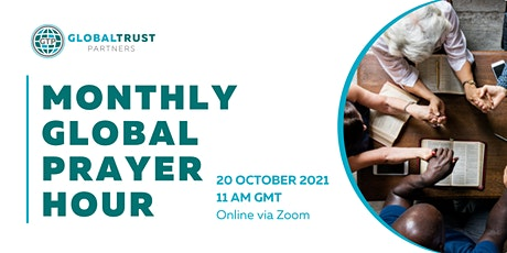 October Monthly Global Prayer Hour tickets
