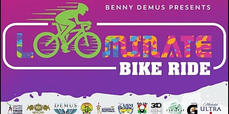 LOOMINATE Bike Ride tickets