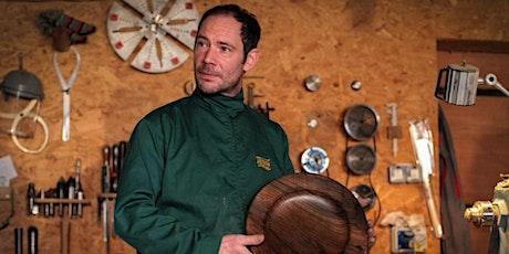 Celtic Bowl Woodturning Workshop with Pádraig Carragher tickets