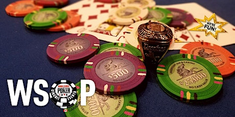 2022 World Series of Poker Circuit Event tickets