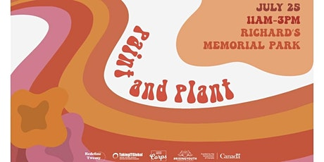 Paint and Plant 2021 tickets