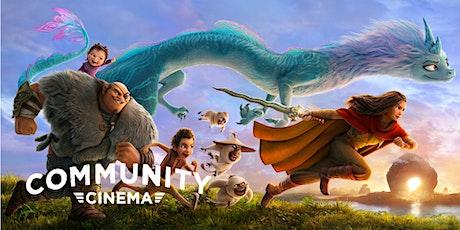 Raya & The Last Dragon (2021) - Community Cinema & Amphitheater tickets