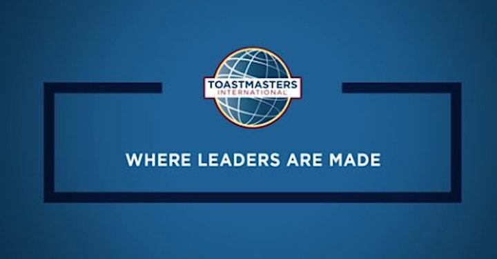West Pines Toastmasters - Public Speaking and Leadership image
