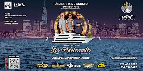 LOS ADOLESCENTES EN BARCO DE LUJO POR NUEVA YORK tickets