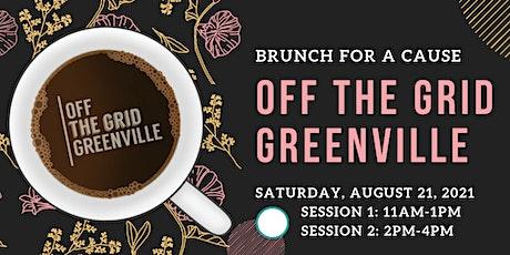 Off The Grid Greenville's 5th Birthday Brunch Fundraiser tickets