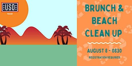 JBPHH - Brunch & Beach Clean Up tickets