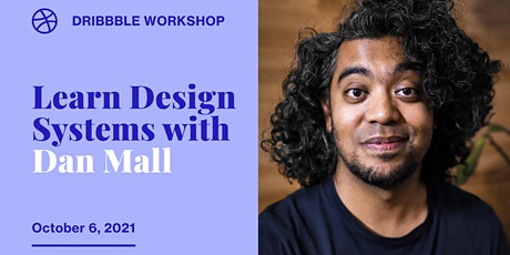Learn Design Systems with Dan Mall tickets