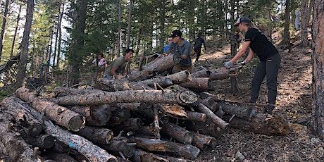 Calwood Fire Mitigation w/ Colorado Young Leaders tickets