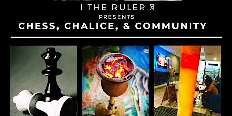Wisdom Wednesdays: Chess, Chalice & Community tickets