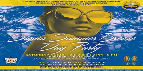 IES Sigma Summer Breeze Day Party tickets