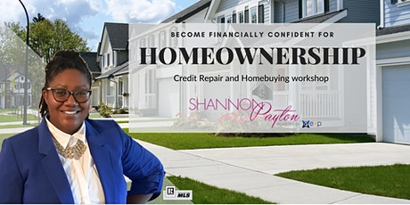 Free Homebuyer workshop- Home buying success  with Shannon tickets