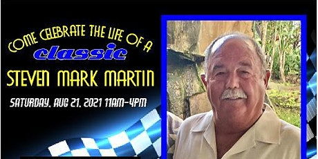 Celebration of Life for Steven Martin tickets