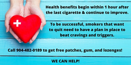 Free Tools to Quit Tobacco Classes in Volusia County! tickets