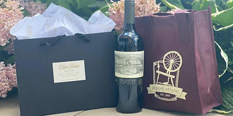 Claire Flowers & Bespoke Apparel Wine Tasting with Boisset Collection tickets