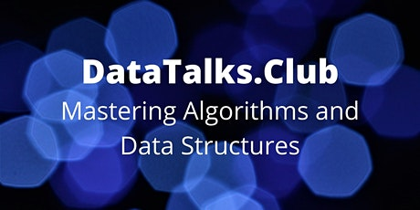 Mastering Algorithms and Data Structures tickets
