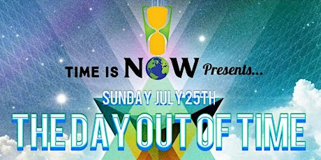 The Day Out Of Time tickets