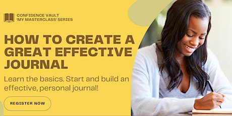 Get Your 7 Steps to Journal Success! tickets