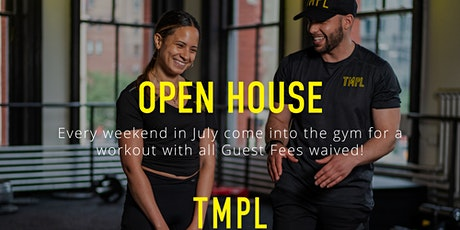 Your Body - Your TMPL tickets