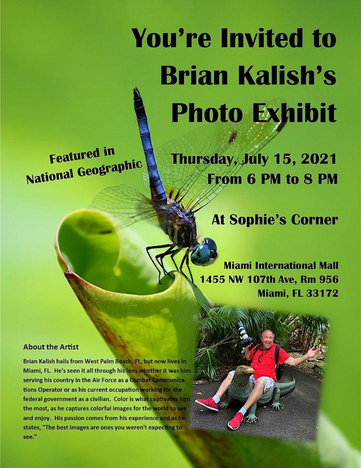 NatGeo-Featured Photographer Exhibit - Brian Kalish image