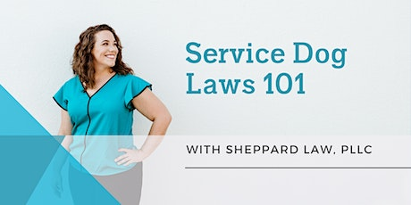 Service Dog Laws 101 tickets