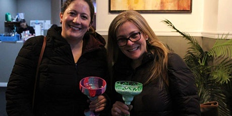 Margarita Glass Painting at Jefes tickets