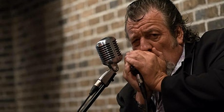 """Harpdog Brown with Charlie Jacobson Live at the """"D"""" tickets"""