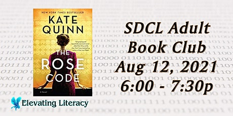 SDCL Adult Book Club - August tickets